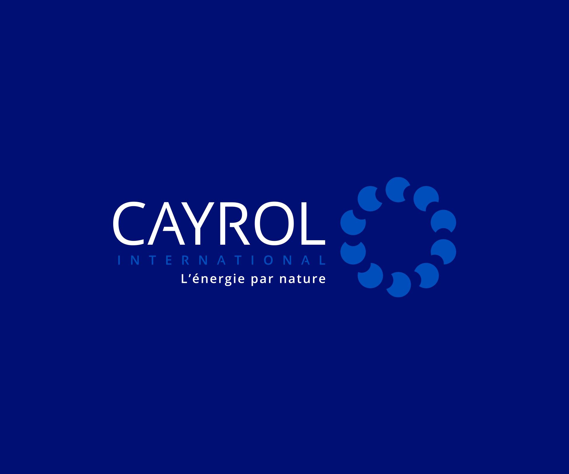 Création logo producteur énergie naturelle renouvelable