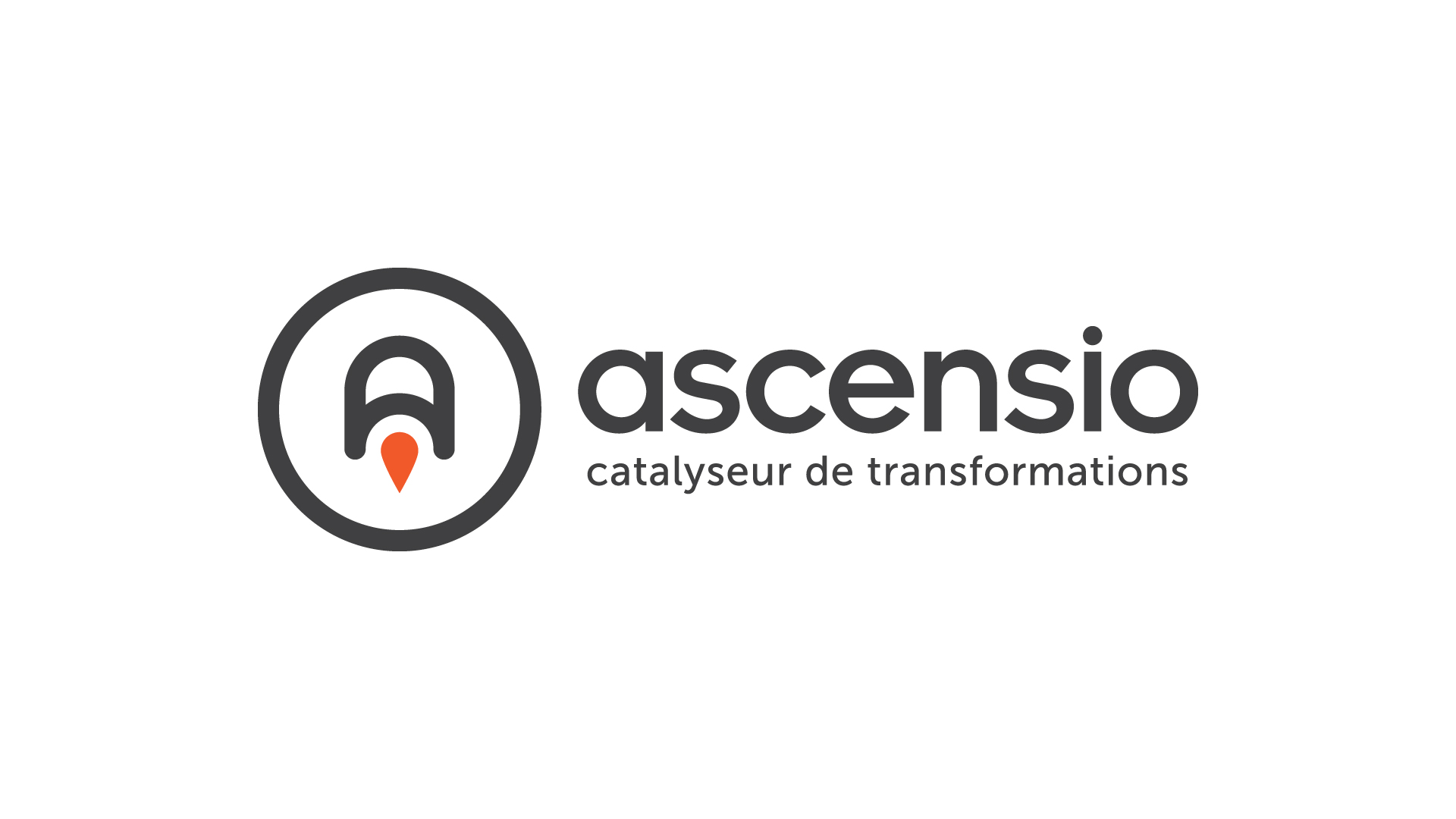 Création logotype Ascensio - Graphiste Montpellier