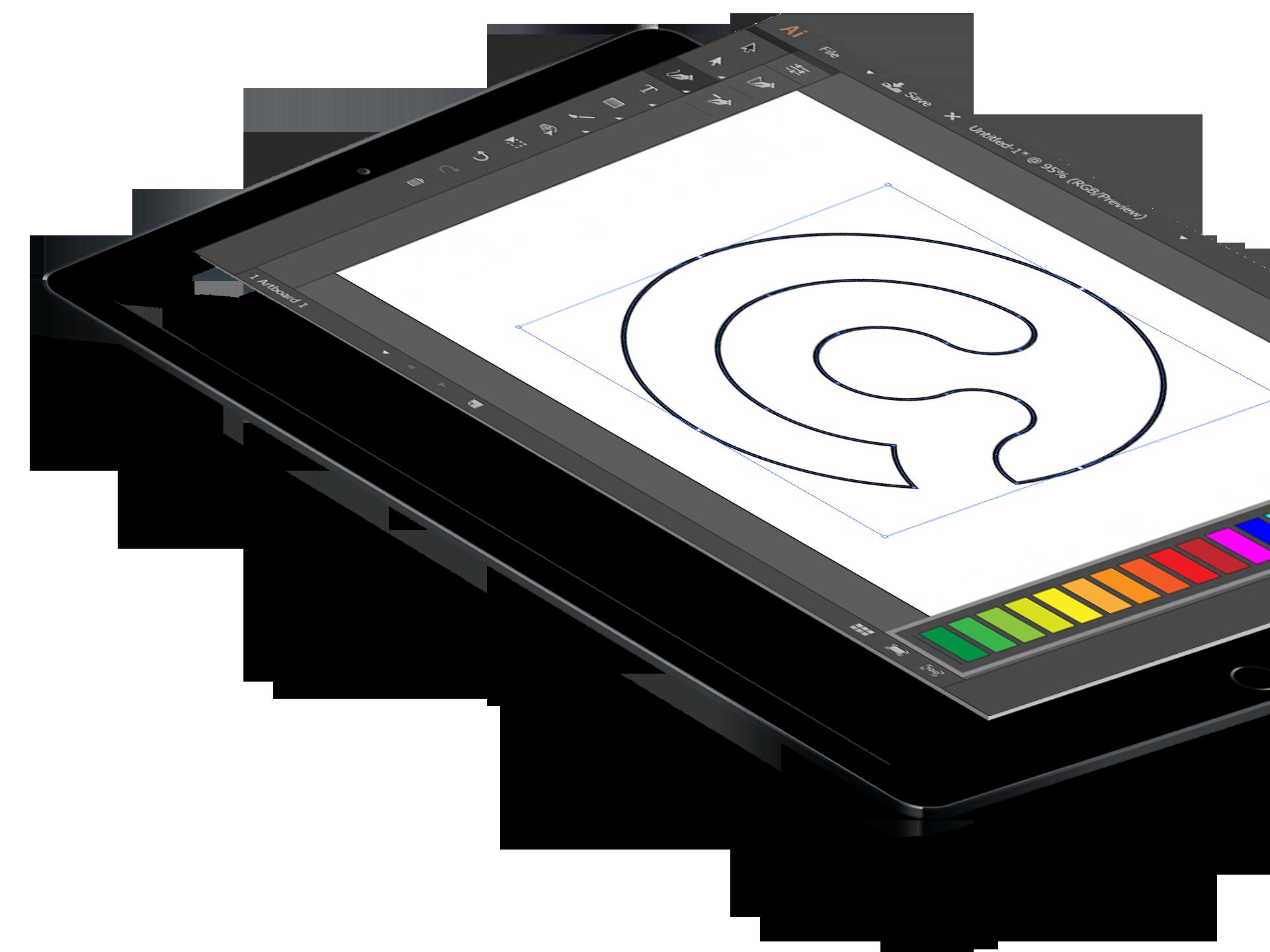 Création logo et charte graphique