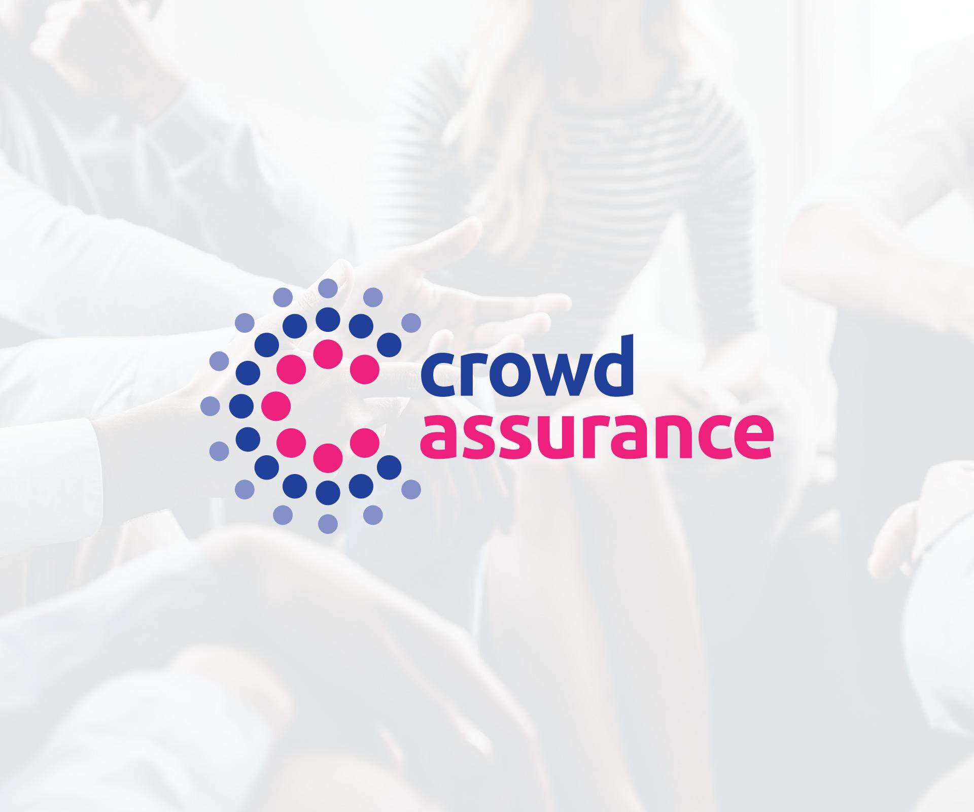 Création logo assurance emprunteur crowdfinance crowdlending