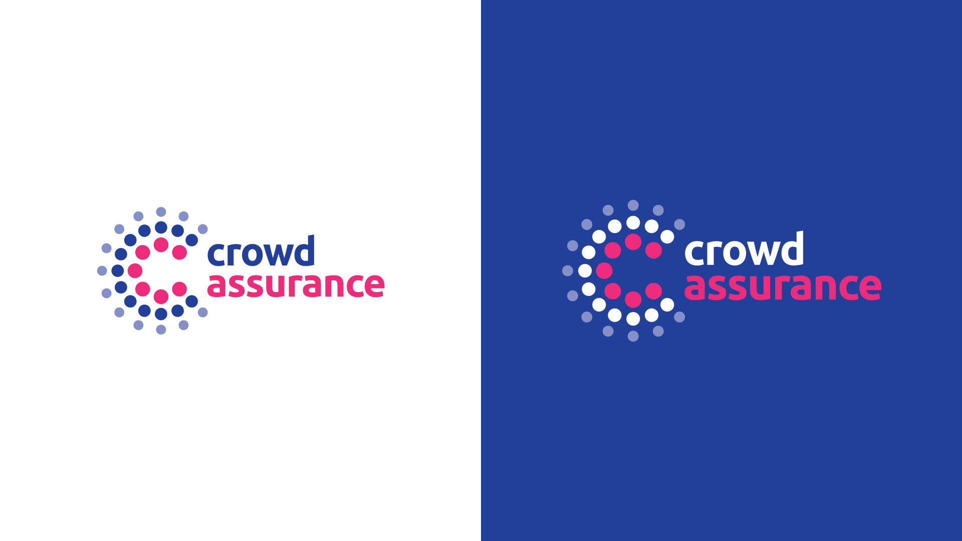 Création identité visuelle assurance crowdfinance financement participatif CrowdAssurance