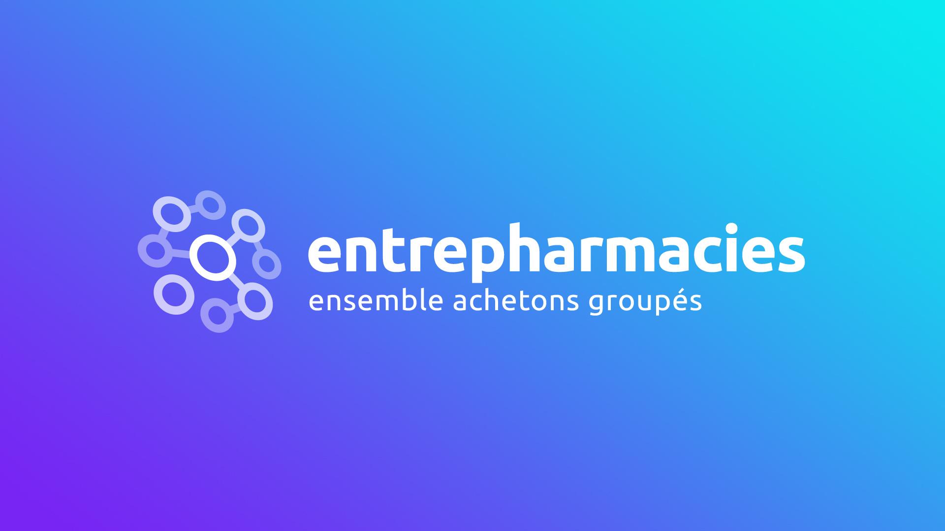 entrepharmacies-creation-logo-caconcept-alexis-cretin-graphiste-montpellier