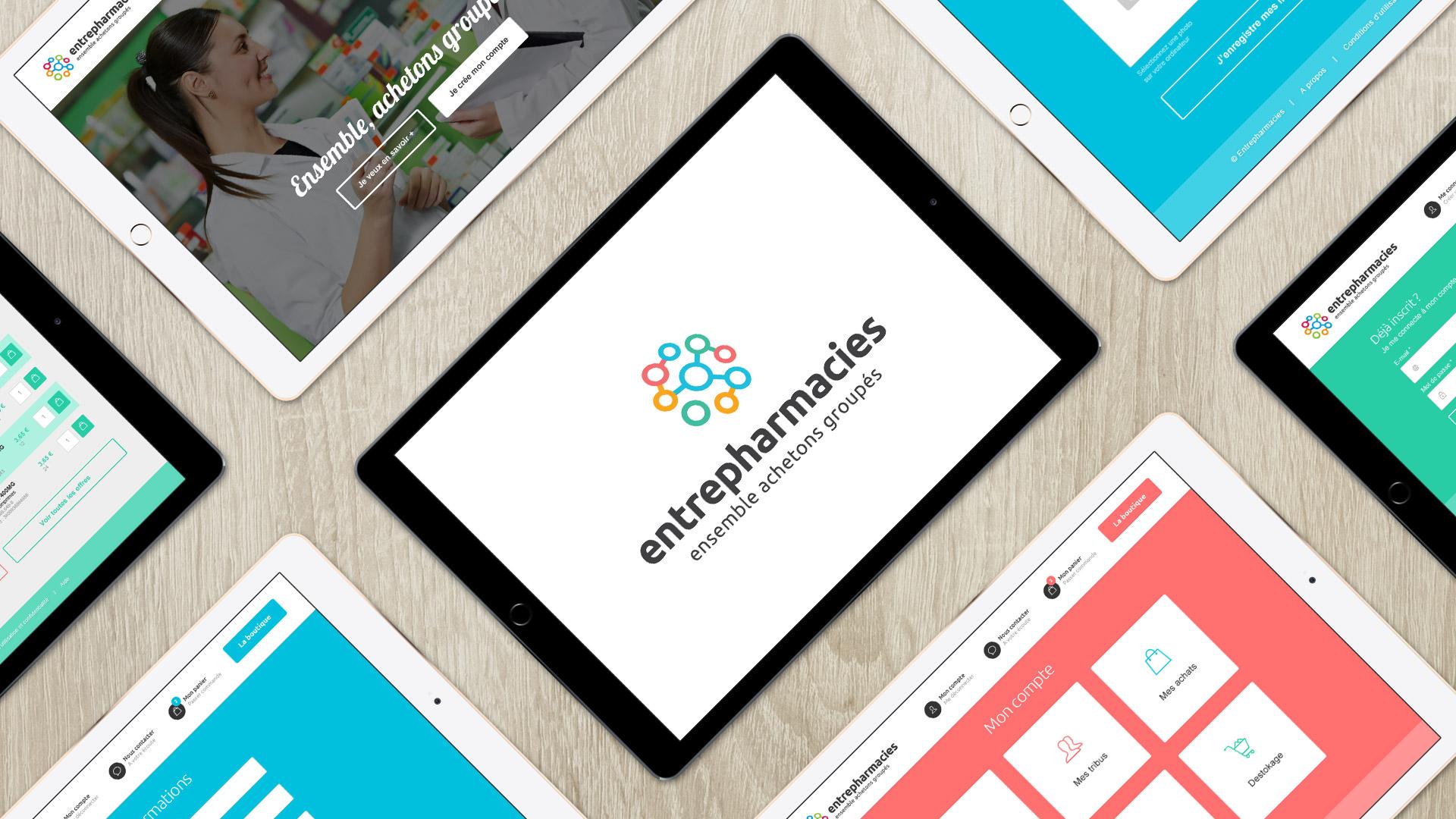 entrepharmacies-creation-site-internet-responsive-design-caconcept-alexis-cretin-graphiste-montpellier