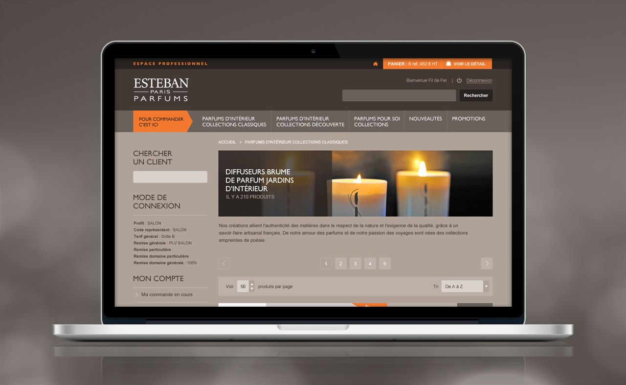 esteban-professionnel-site-internet-liste-produits-1-creation-communication-caconcept-alexis-cretin-graphiste