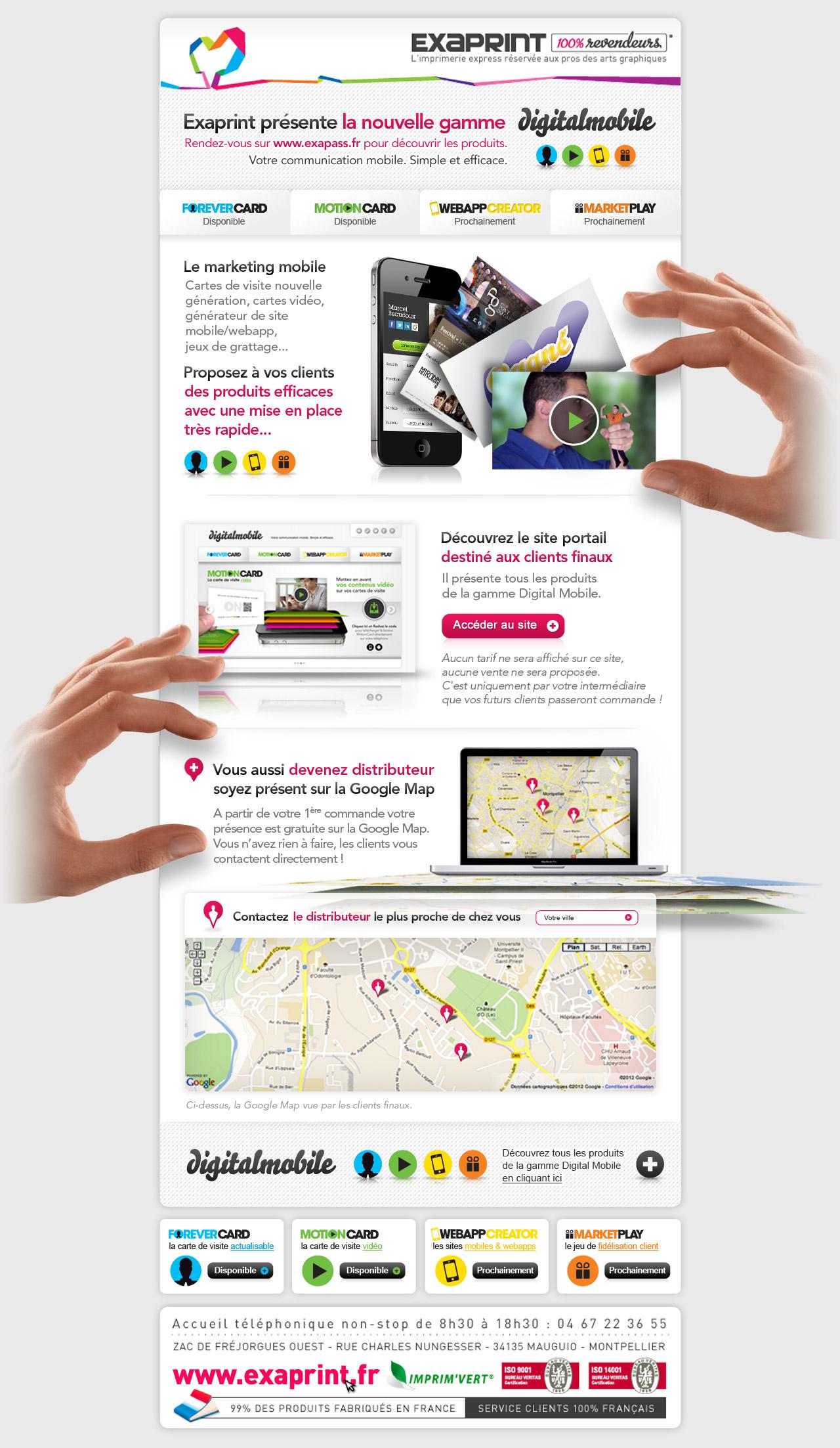 exaprint-digitalmobile-mailing-newsletter-exaprint-creation-communication-caconcept-alexis-cretin-graphiste