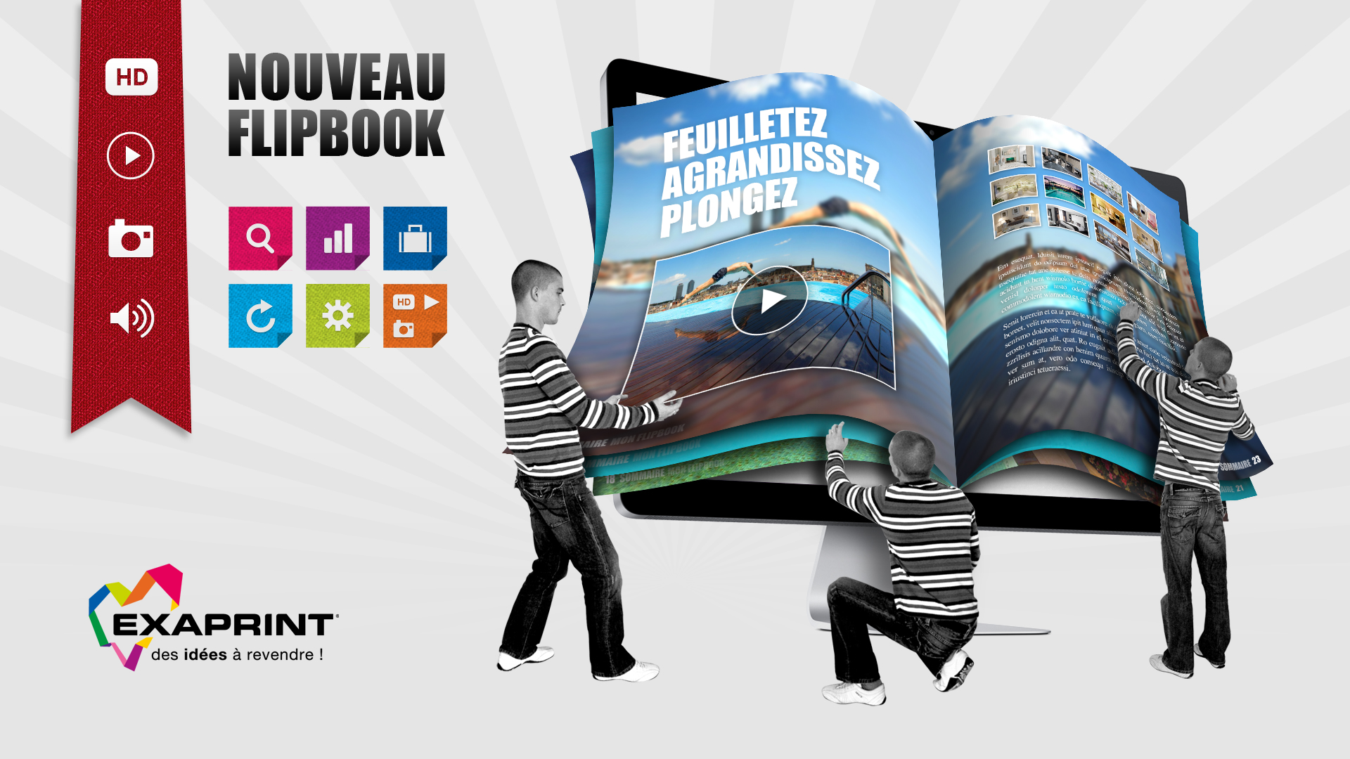 exaprint-flipbook-creation-concept-visuel-mailing-site-internet-communication-caconcept-alexis-cretin-graphiste
