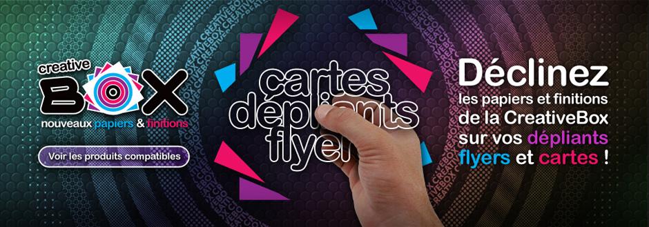 Graphiste Montpellier Creation Exaprint Creativebox Agence Communication
