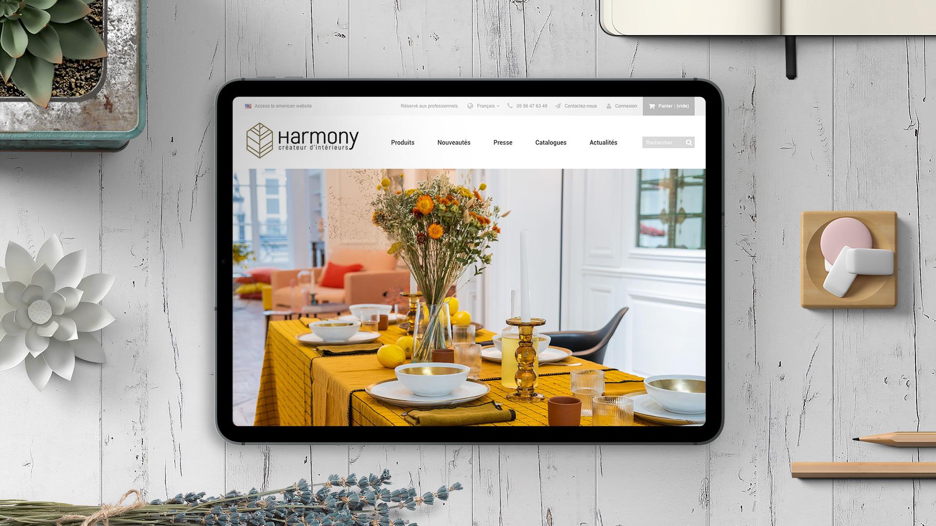 Creation site web e-commerce b2b