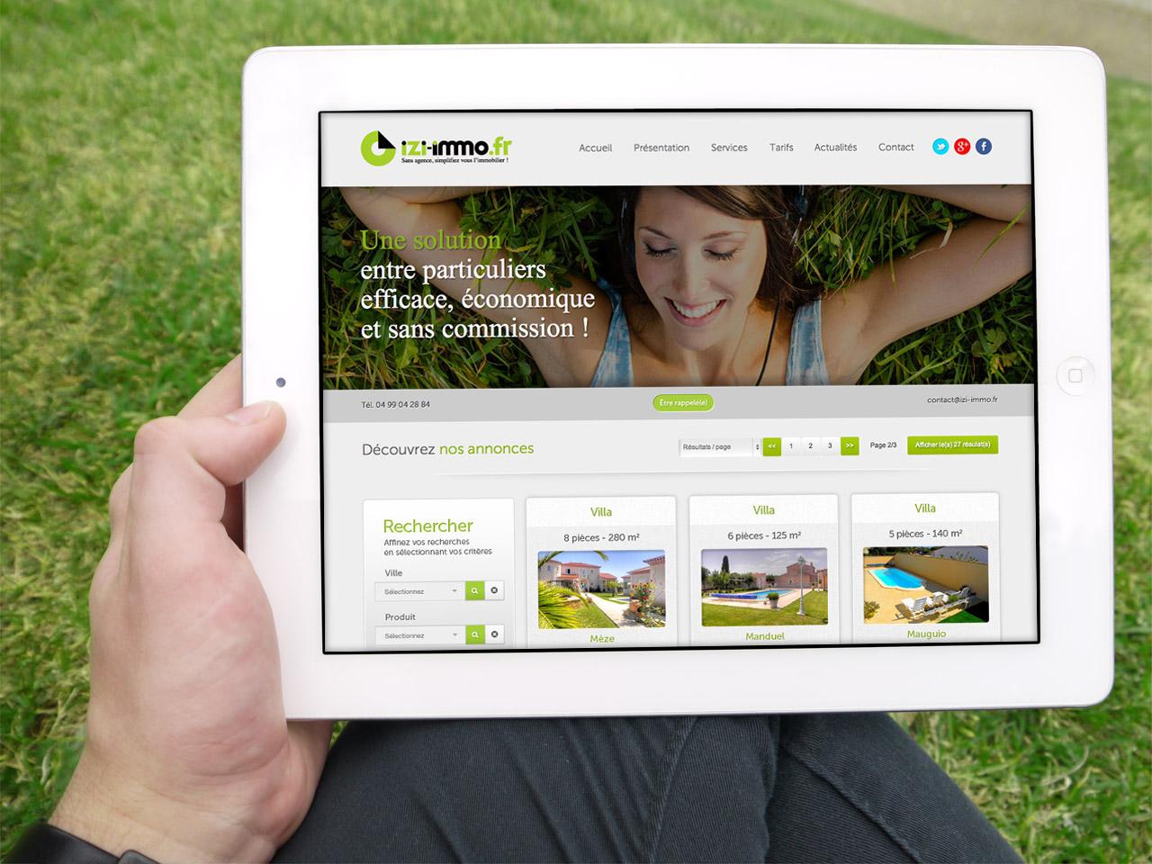 izi-immobilier-site-internet-tablette-creation-communication-caconcept-alexis-cretin-graphiste