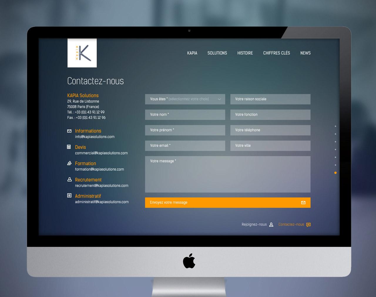 kapia-solutions-contact-site-internet-responsive-design-creation-communication-caconcept-alexis-cretin-graphiste