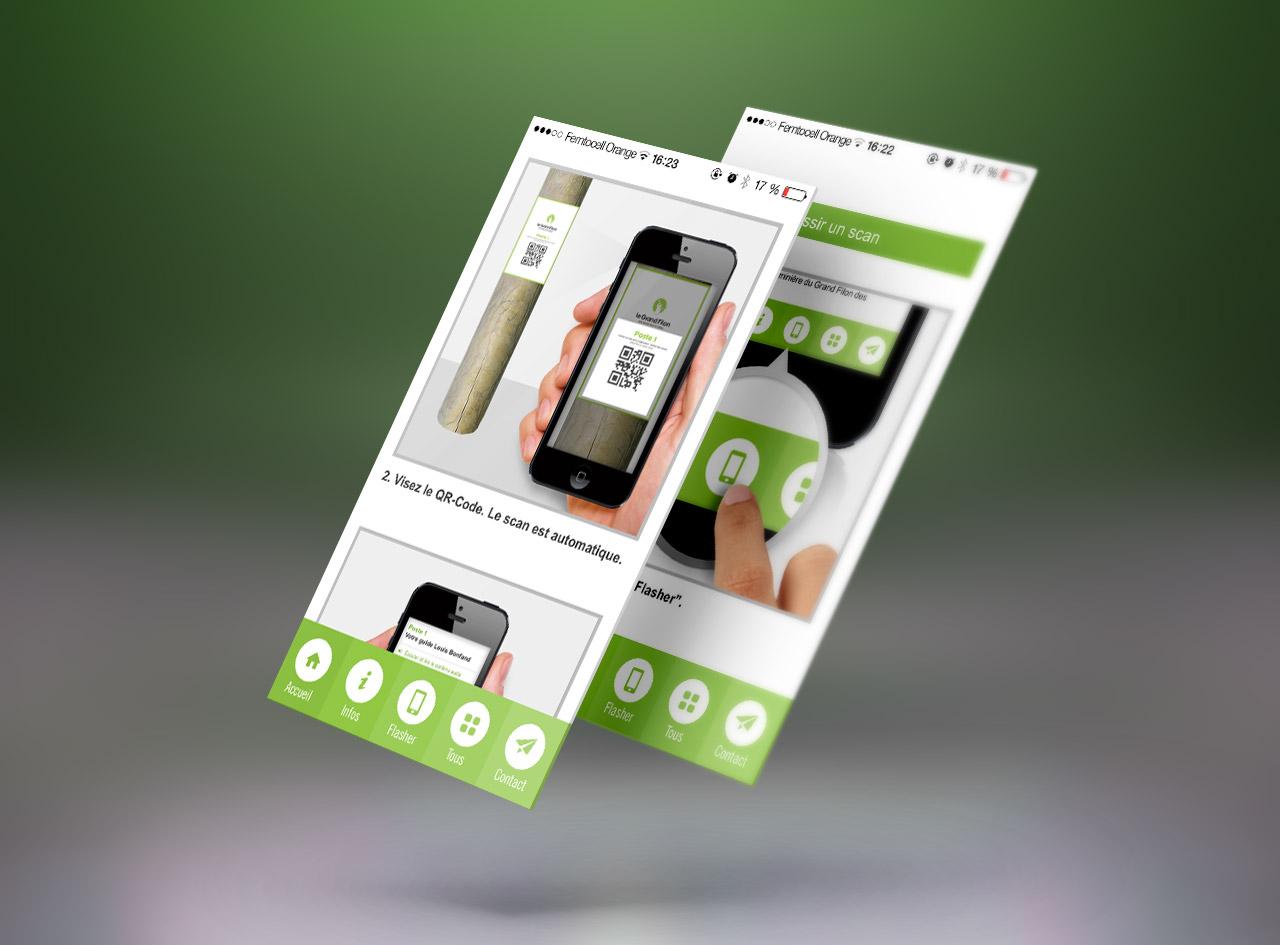 le-grand-filon-app-creation-communication-caconcept-alexis-cretin-graphiste
