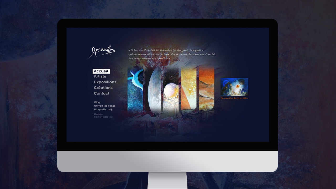 marie-desaulles-creation-site-internet-caconcept-alexis-cretin-graphiste-montpellier-2