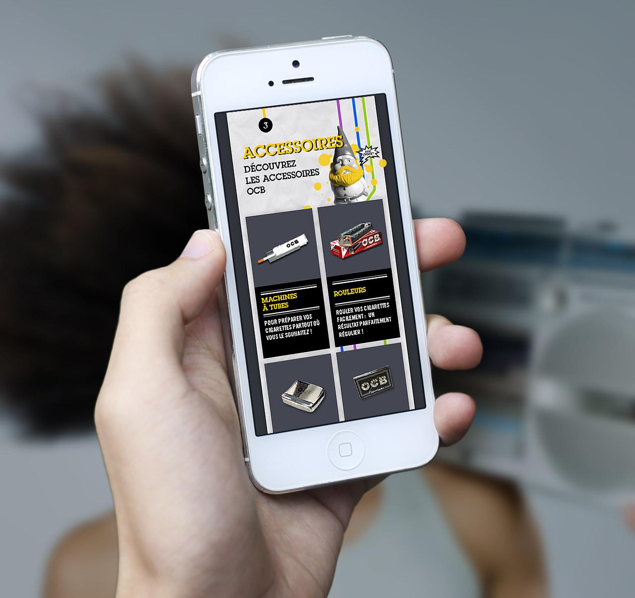 ocb-site-mobile-page-accessoires-creation-communication-caconcept-alexis-cretin-graphiste