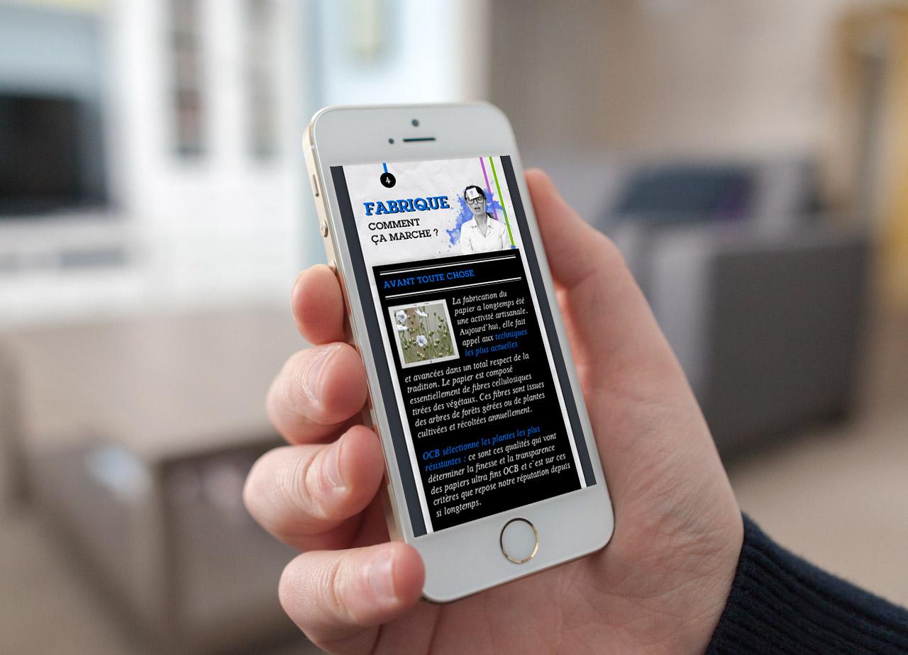 ocb-site-mobile-page-fabrique-creation-communication-caconcept-alexis-cretin-graphiste