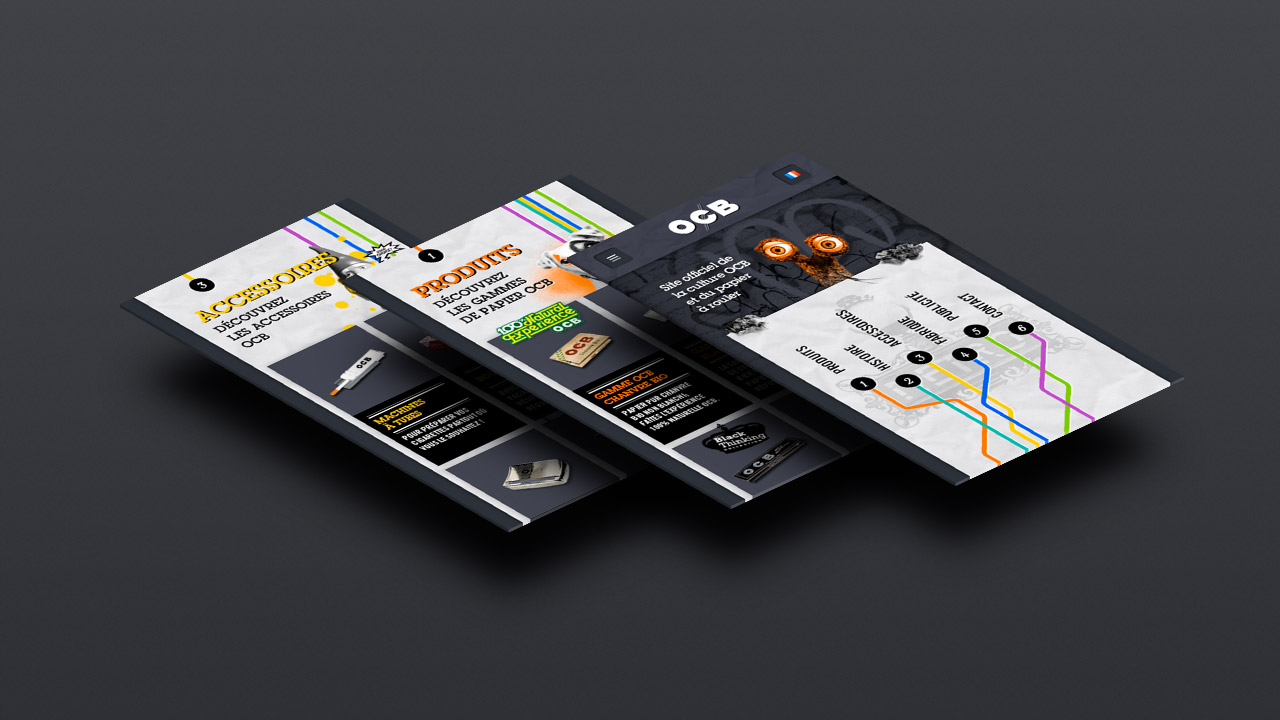 ocb-site-mobile-pages-accueil-produits-accessoires-creation-communication-caconcept-alexis-cretin-graphiste