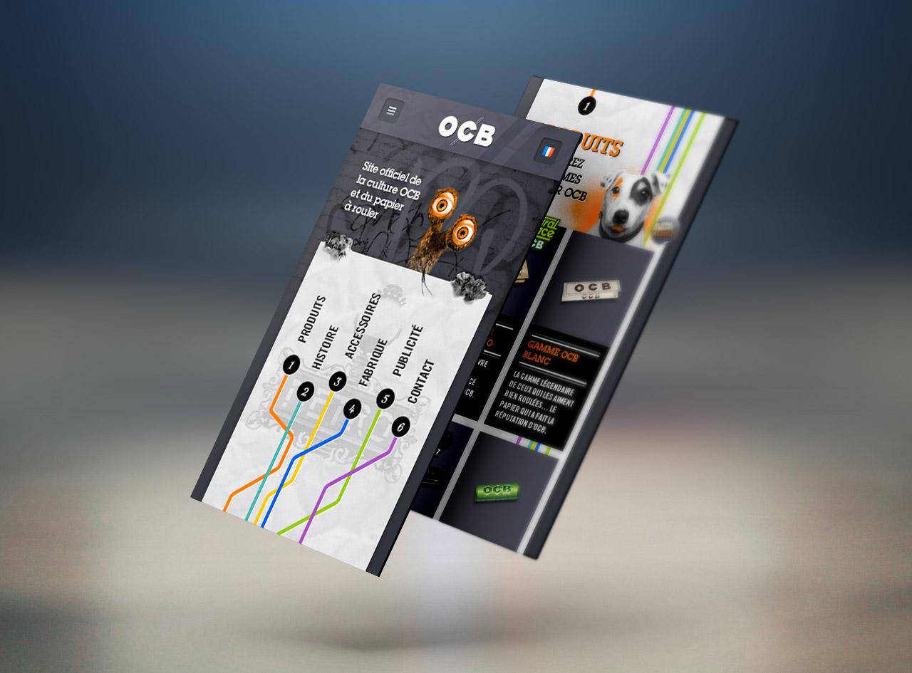 ocb-site-mobile-pages-accueil-produits-creation-communication-caconcept-alexis-cretin-graphiste