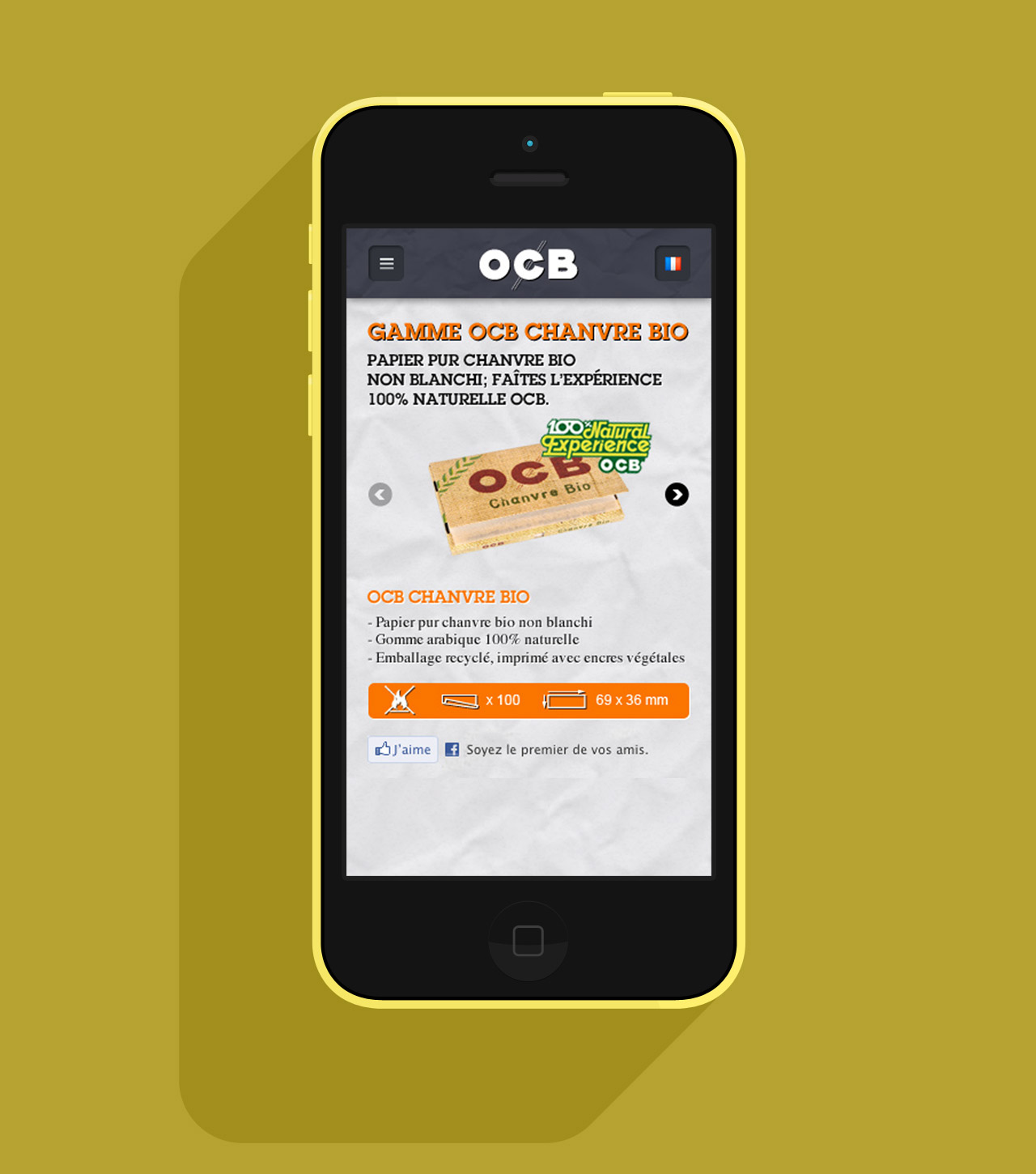 ocb-site-mobile-site-internet-ocb-produits-focus-creation-communication-caconcept-alexis-cretin-graphiste