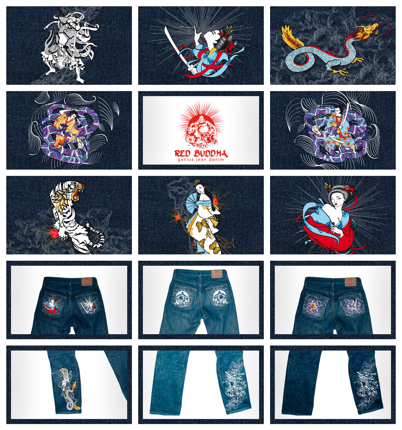 red-buddha-creation-logo-illustrations-brodees-jeans-caconcept-alexis-cretin-graphiste-montpellier