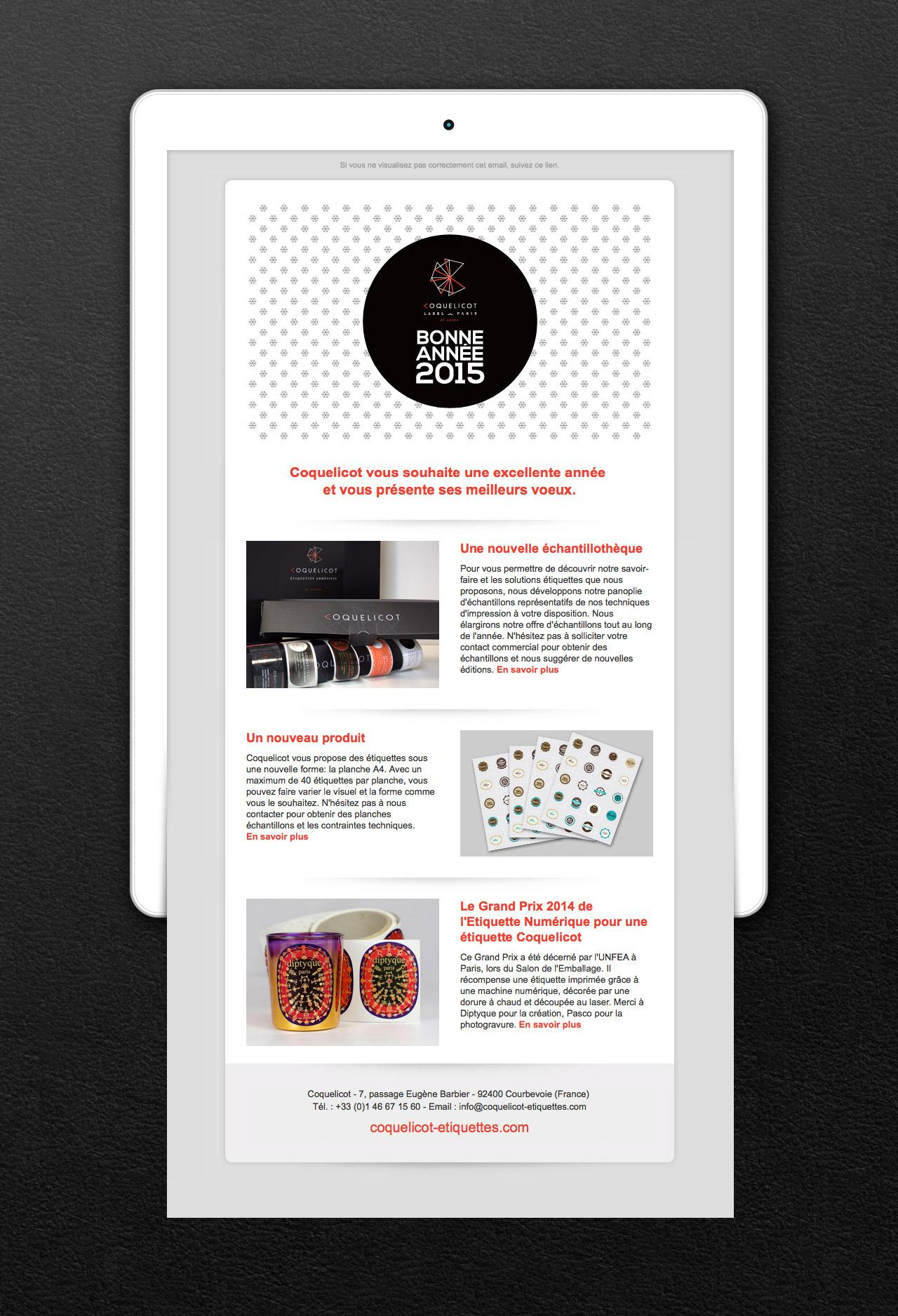 coquelicot-newsletter-mailing-1-design-creation-communication-caconcept-alexis-cretin-graphiste