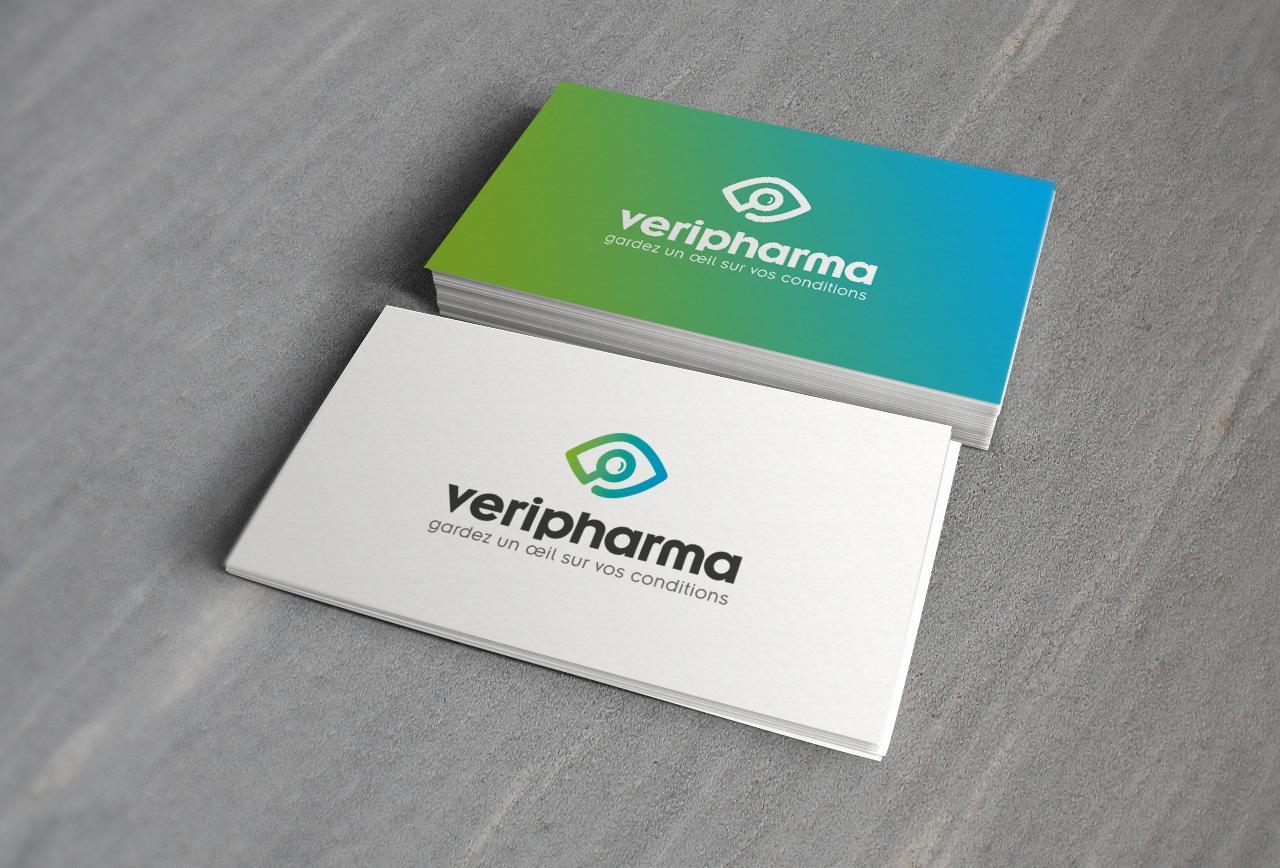 veripharma-creation-identite-visuelle-carte-visite-caconcept-alexis-cretin-graphiste
