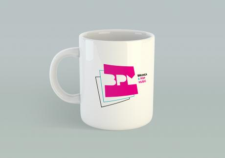 Création logo pop music BPM creation logo Montpellier