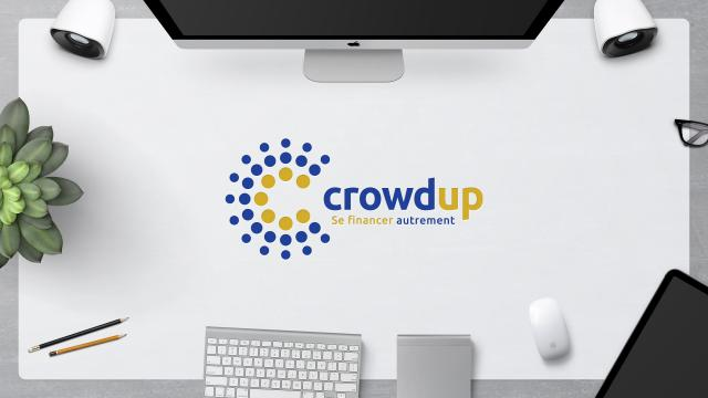 Création logo crowdfunding financement participatif
