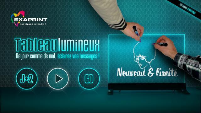 exaprint-tableau-lumineux-creation-logo-animation-site-internet-mailing-communication-caconcept-alexis-cretin-graphiste